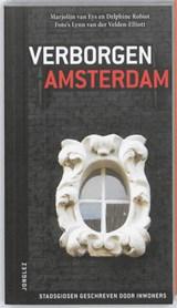 Verborgen Amsterdam | Marjolein van Eys | 9782915807370