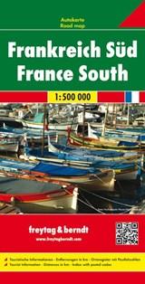 F&B Frankrijk-Zuid   auteur onbekend   9783707905816