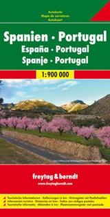 F&B Spanje-Portugal 1-zijdig   auteur onbekend   9783707907506