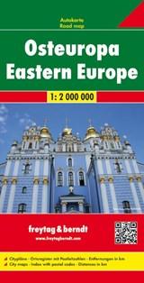 F&B Oost-Europa   auteur onbekend   9783707907537