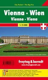 F&B Wenen city pocket | auteur onbekend | 9783707909333