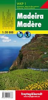 F&B WKP1 Madeira | auteur onbekend | 9783707909388