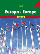 Europa Autoatlas 1:800.000   auteur onbekend   9783707917703