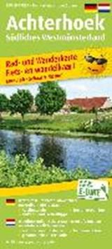 Achterhoek - Südliches Westmünsterland - fietskaart en wandelkaart 1:50.000   auteur onbekend   9783747304594