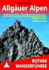 Allgäuer Alpen Höhenwege | Baur, Stephan ; Seibert, Dieter | 9783763331208