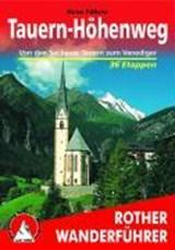 Tauern-Höhenweg | Hans Führer | 9783763342631