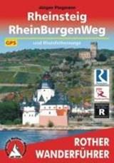 Rheinsteig - RheinBurgenWeg | Jürgen Plogmann | 9783763343546