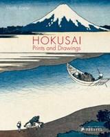 Hokusai: prints and drawings   Matthi Forrer   9783791385044