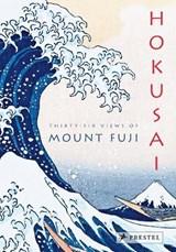 Hokusai: thirty-six views of mount fuji   Amelie Balcou   9783791386072