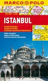 Marco Polo Istanbul Cityplan | auteur onbekend | 9783829730563