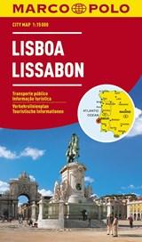 Marco Polo Lissabon Cityplan | auteur onbekend | 9783829730600