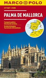 Marco Polo Palma de Mallorca Cityplan | auteur onbekend | 9783829730709