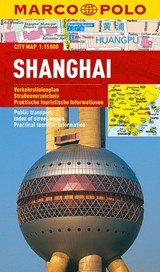 Marco Polo Shanghai Cityplan | auteur onbekend | 9783829730808