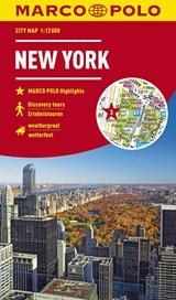 MARCO POLO Cityplan New York 1:12 000 - stadsplattegrond | auteur onbekend | 9783829741811