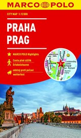 MARCO POLO Cityplan Prag 1:12 000 | auteur onbekend | 9783829741859