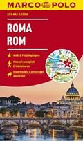 MARCO POLO Cityplan Rom 1:12 000 | auteur onbekend |