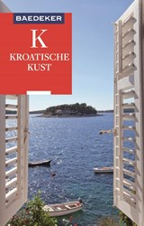 Kroatische Kust Baedeker | auteur onbekend | 9783829759625