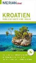 MERIAN live! Reiseführer Kroatien Südliche Küste und Inseln   Harald Klöcker  