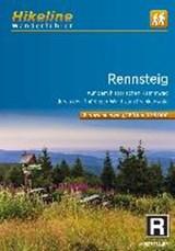 Fernwanderweg Rennsteig | Esterbauer Verlag | 9783850007610