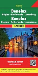 F&B Benelux-België, Nederland, Luxemburg   auteur onbekend   9783850842808