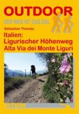 Italien: Ligurischer Höhenweg / Alta Via dei Monti Liguri. OutdoorHandbuch | Sebastian Thomas | 9783866861619