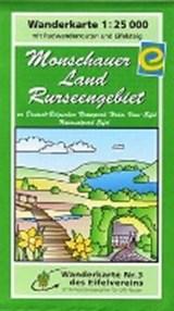 Monschauer Land - Rurseengebiet 1 : 25 000 | auteur onbekend | 9783944620046