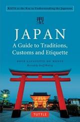 Japan: a guide to traditions, customs and etiquette (rev.exp ed)   Boye Lafayette De Mente   9784805314425
