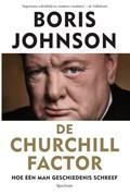 De Churchill factor   Boris Johnson  