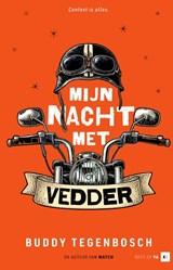 Mijn nacht met Vedder   Buddy Tegenbosch   9789000376650