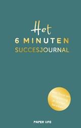 Het 6 minuten succesjournal | Dominik Spenst | 9789000377527