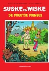 Suske en wiske door 04. de preutse prinses | Willy Vandersteen | 9789002270123