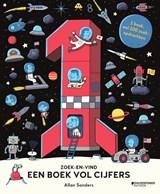 Zoek-en-vind, een boek vol cijfers | Amanda Wood | 9789002272288