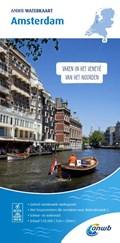 ANWB Waterkaart Amsterdam 1:25.000 | ANWB |