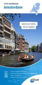 ANWB Waterkaart Amsterdam 1:25.000 | ANWB | 9789018044916