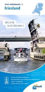 Friesland | auteur onbekend | 9789018045968