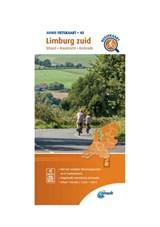 Fietskaart Limburg zuid 1:66.666   Anwb   9789018047412