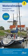 Wateralmanak deel 2 - 2021 Vaargegevens Nederland - België | John Meijers |