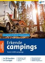ANWB-gids Erkende Campings 2021 | Anwb | 9789018047719