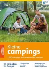 ANWB-gids Kleine Campings 2021 | Anwb | 9789018047726