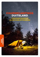 Charmecampings Duitsland | Anwb Kamperen | 9789018047917