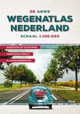 De ANWB Wegenatlas Nederland 1:100.000 | Anwb | 9789018048037