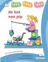 de kat van pip   Lida Dijkstra   9789020618525