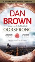 Oorsprong | Dan Brown |
