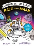 Ontsnap uit dit boek - Race naar de maan | Bill Doyle |