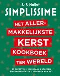 Het allermakkelijkste Kerstkookboek ter wereld   Jean-François Mallet  