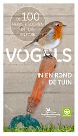 Vogels in en rond de tuin   Helga Hofmann   9789021578460