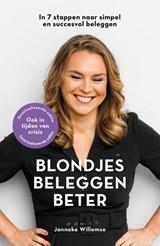 Blondjes Beleggen Beter   Janneke Willemse   9789021578583