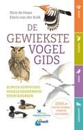 De gewiekste vogelgids   Nico de Haan ; Elwin van der Kolk  