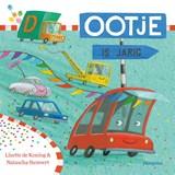 Ootje is jarig | Lizette de Koning | 9789021680651