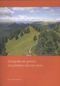 Geografie en gevoel | Gert-Jan Hospers |